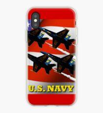 U.S. Navy Blue Angels  iPhone Case