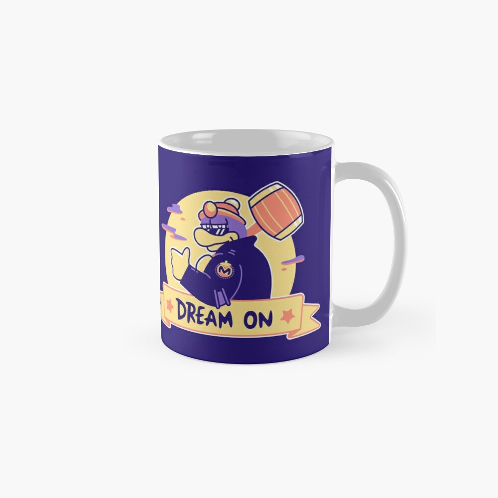 Dream On Mug