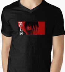 N a g a // 3 T-Shirt mit V-Ausschnitt für Männer
