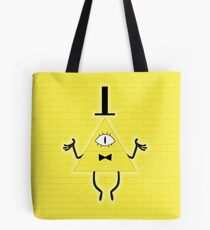 Bill. Tote Bag