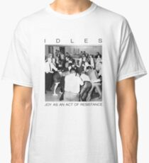 IDLES - Joy as an Act of Resistance Classic T-Shirt