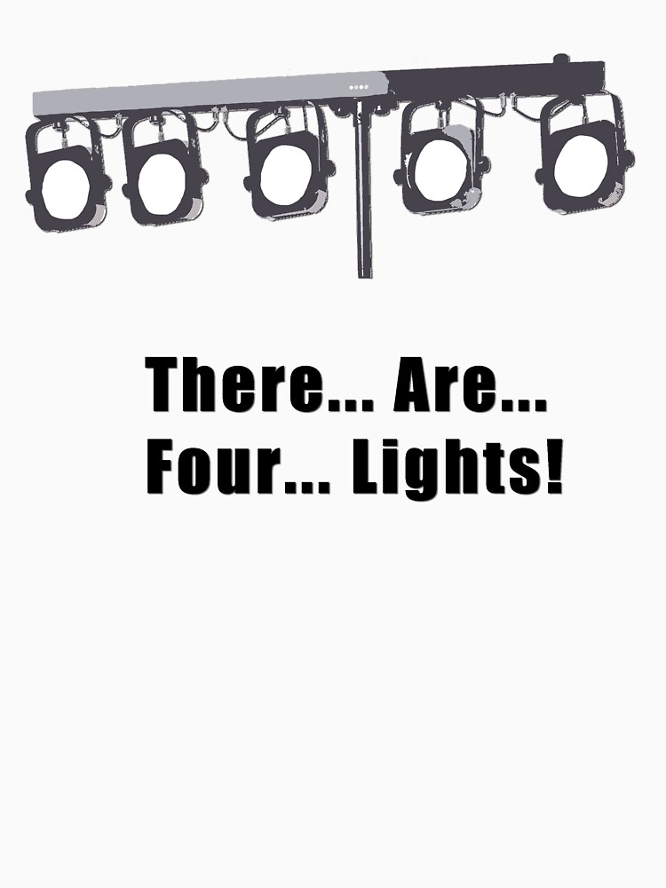 There are Four Lights by wolfcat