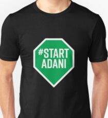 #StartAdani Unisex T-Shirt