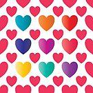 Hearts and more hearts by BodyIllumin