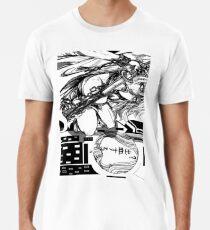 N a g i s a // 2 Männer Premium T-Shirts