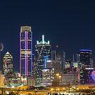 Dallas SW Skyline by josephhaubert