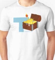 t for treasure Unisex T-Shirt