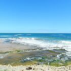 Mouth of Hopkins River, Pt. Ritchie, Warrnambool, Vic. Australia by EdsMum