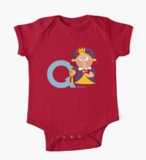 q for queen Kids Clothes