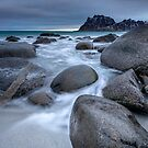 The Rocks at Uttakliev by John Dekker