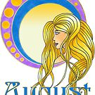 Lady August by Cynthia Haller