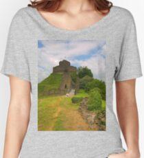 Launceston Castle Women's Relaxed Fit T-Shirt