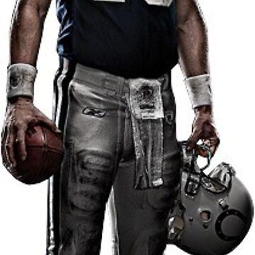 Peyton Manning by leologie
