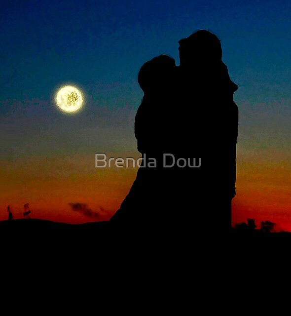 Dancing in the Moonlight by Brenda Dow