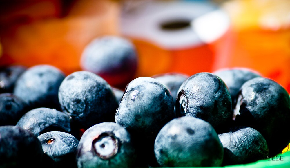 Blueberries by SESE