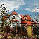 An Interesting House by FrankieCat