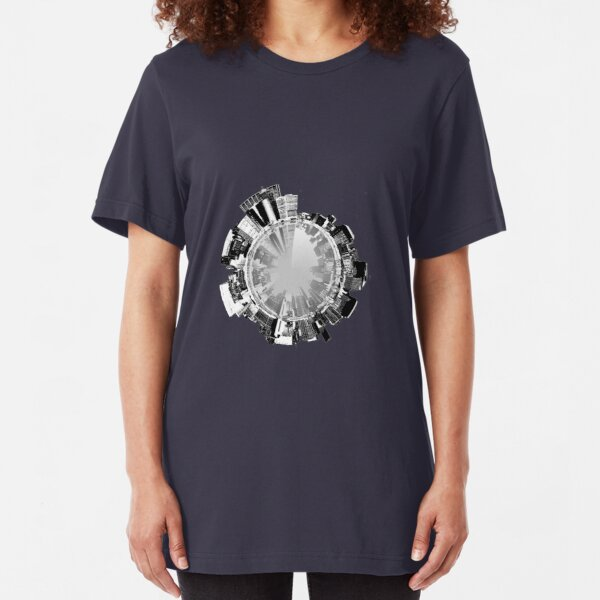 Manhattan 360. Slim Fit T-Shirt