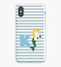 k for kelpie iPhone Case/Skin