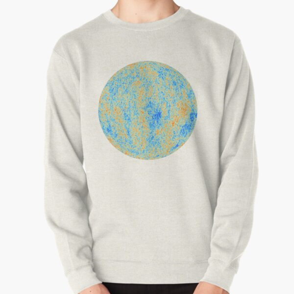 The Cosmic Microwave Background (CMB, CMBR) #Cosmic #Microwave #Background #CMB CMBR Pullover Sweatshirt
