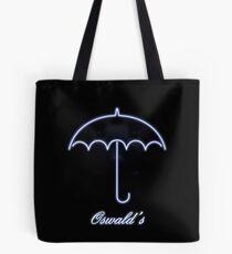 Gotham Oswald's night club Tote Bag