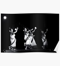 Contemporary Indian Classical Dance-6-Mamata Shankar Ballet Troupe  Poster