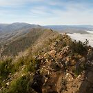 Cathedral Ranges - Ridge Track by Timo Balk