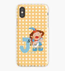 j for jongleur iPhone Case