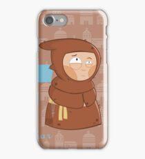 f for friar iPhone Case/Skin