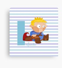 i for infante Canvas Print