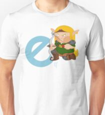 e for elf Unisex T-Shirt