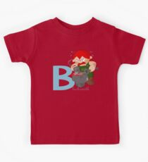 b for blacksmith Kids Tee