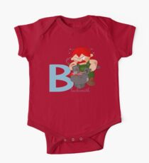 b for blacksmith Kids Clothes