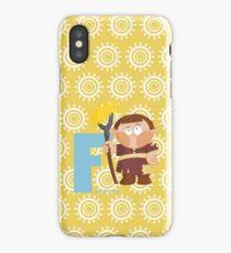 f for farmer iPhone Case/Skin