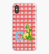 d for dragon iPhone Case