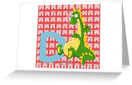 d for dragon by alapapaju