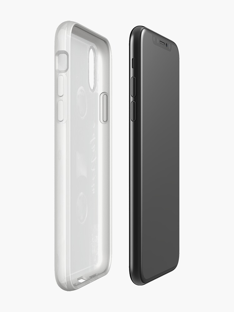 Alternate view of Mixtape metal iPhone Case & Cover