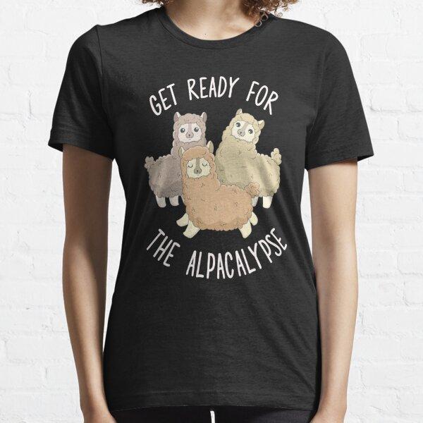 Alpaca Alpacalypse Essential T-Shirt
