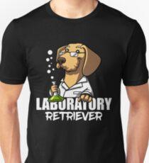 Camiseta unisex Química Labrador Retriever Perro Ciencia Profesor