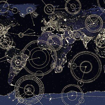 Ecumenopolis Earth by moviemaniacs