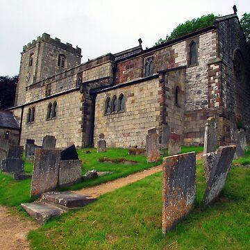 St James's Church, Brassington, Derbyshire, England by trish725