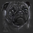 Pug by Holley-Ryan