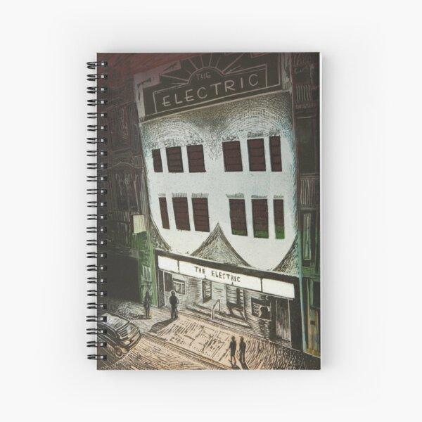 The Electric Cinema Birmingham Spiral Notebook