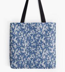 Matisse inspired Papercut Garden Tote Bag