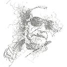 BUKOWSKI - Pencil Scribble by The Aloof