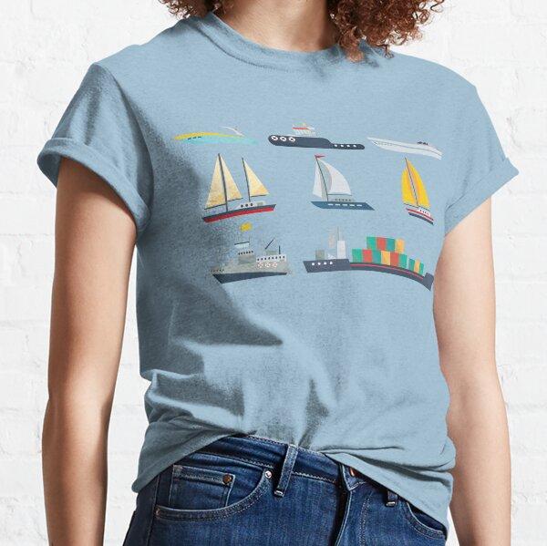 National Maritime Day Classic T-Shirt