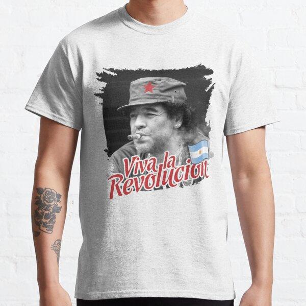 maillot de football Naples SHIRT Maradona t Diego Armando T-shirt Pipe de or