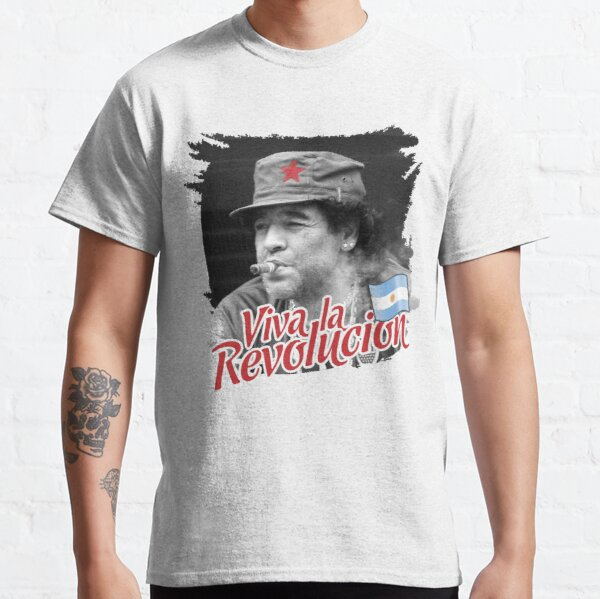 Maradona Camiseta clásica