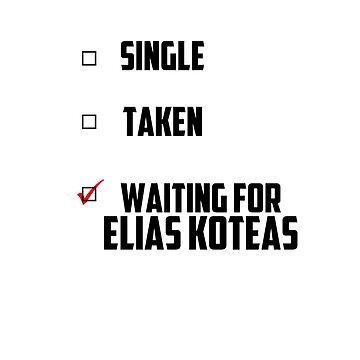 Waiting For Elias Koteas by NessaElanesse