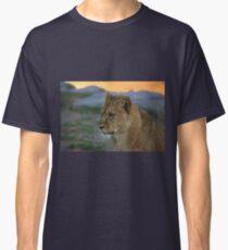 African Lion Cub Classic T-Shirt