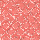 Snake skin | Living Coral  by camcreativedk